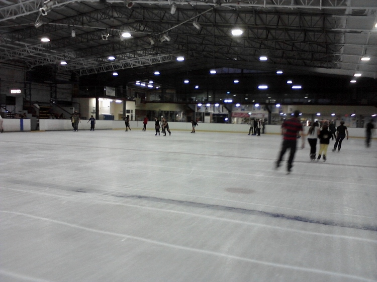 Canterbury Ice Rink